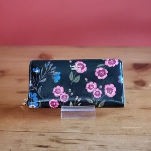 NWT Kate Spade Cameron Street Lacey Leather Wallet
